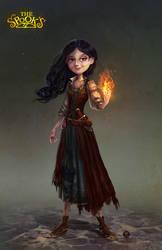 Alice Deane - The Spook's