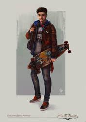 David Portman by DavidGalopim