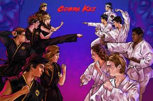 Cobra Kai Rumble
