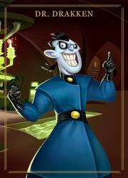 Disney Villains - Dr. Drakken