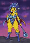 Evil Lyn by dirtynike