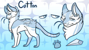 Cotton Reference by DrifterNox