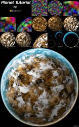 Planet Tutorial by brackman71