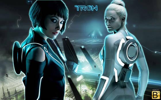 Tron Babes 1