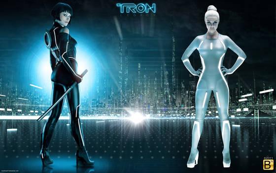 Tron Babes 2