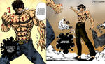 Kenichi vs Kajima