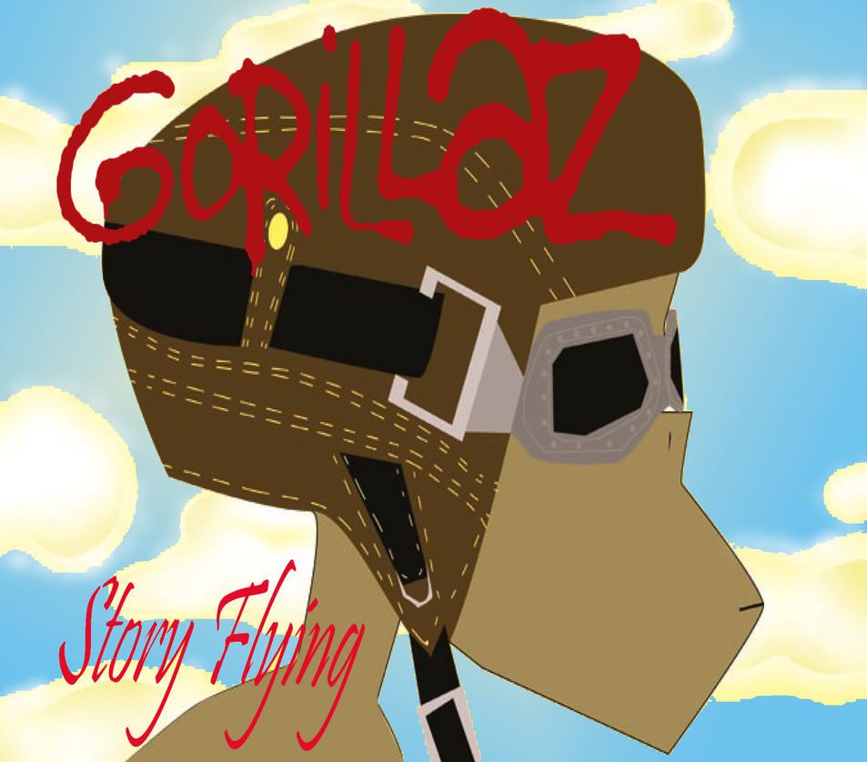 Gorillaz Story Flaying by iron-ghos