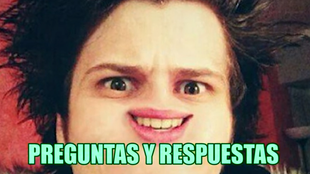 Rubius funny face by iron-ghos