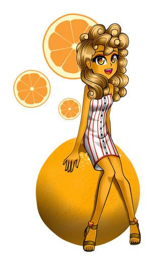 Commission: Orange