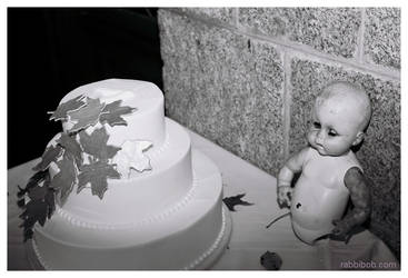 The Baby and the Cake