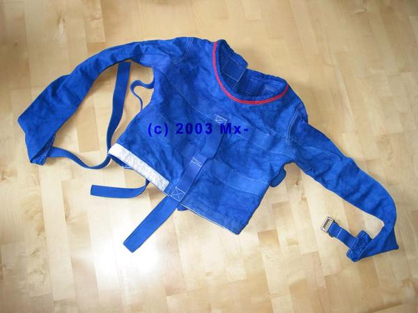 Posey 8118S straitjacket blue by mx27 on DeviantArt