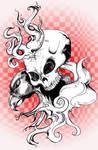 skull prayers