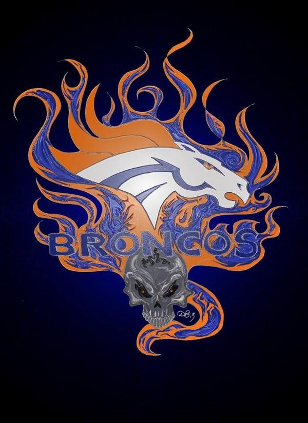 Denver Broncos By Dude lebowski On DeviantArt