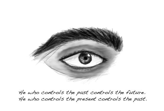 Big Brother Eye by sneakymonkey04