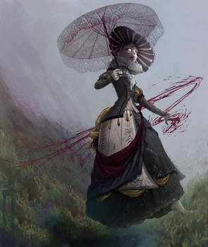 Character Design - Baroque Aristocracy