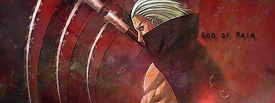 Hidan God of Pain V2 by shawnonline