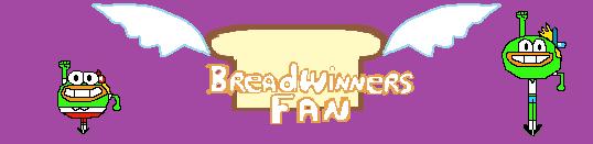 Breadwinners Fan button by Barricade9-1-1