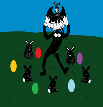 Happy Inky Easter by Barricade9-1-1