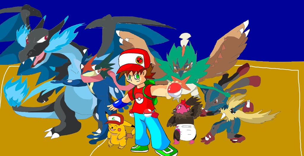 Pokemon Trainer Alexander Alola Region by pokeball012