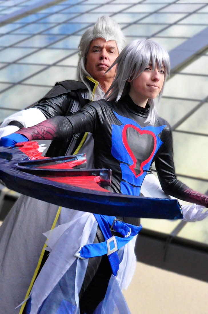 ansem the wise cosplay - photo #35