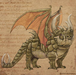 The Elder Dragon