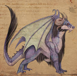 The Demonic Dragon