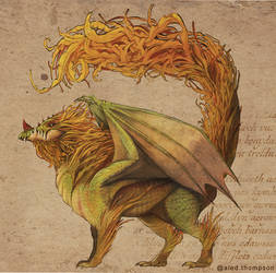 The Seaweed Dragon