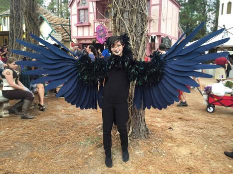 Harpy Costume