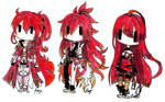 ChibiElesis [ELSWORD] by Ranmay