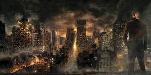 DIFTERY MATTE-PAINTING