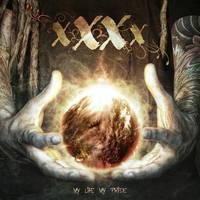 XXXX CD Artwork by isisdesignstudio