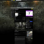 SPREADING DREAD 3.0 MySpace by isisdesignstudio