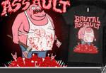 Brutal Assault 2012 butcher
