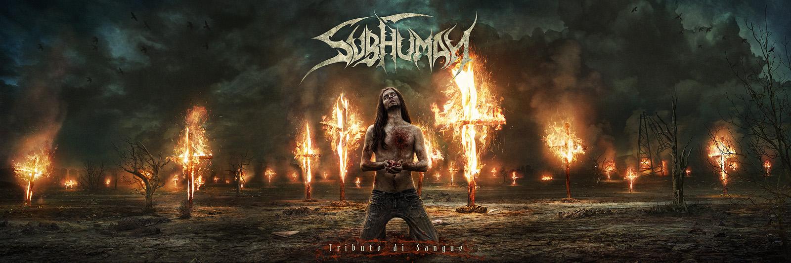 Subhuman artwork by isisdesignstudio