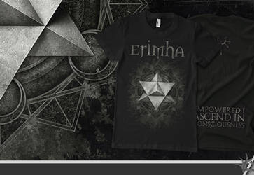 Erimha t-shirt by isisdesignstudio