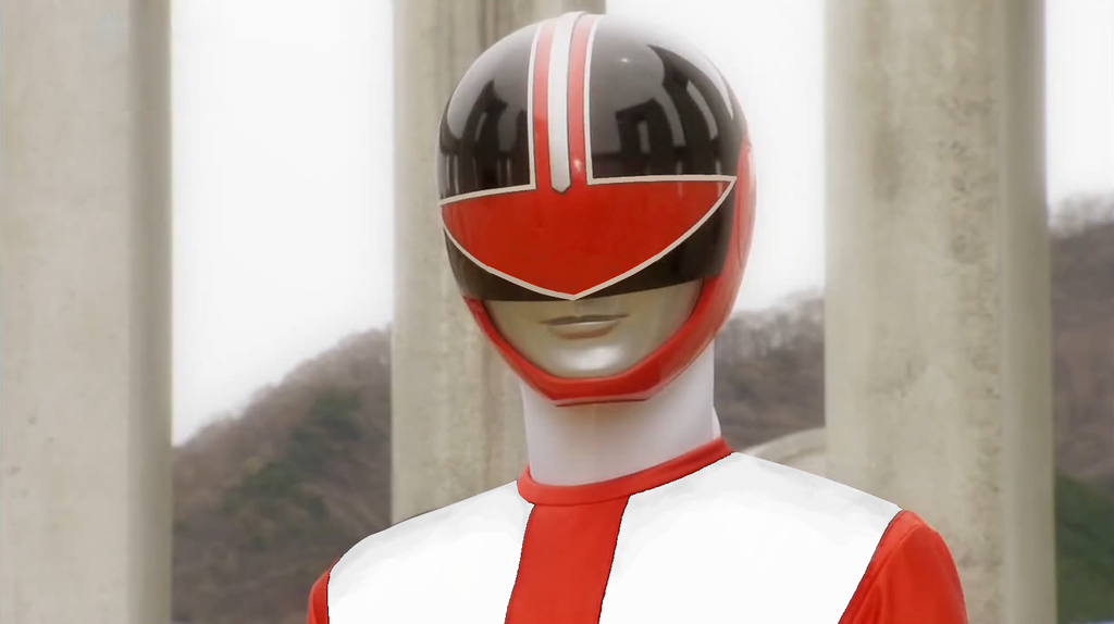 Power Rangers Time Force Red Ranger Repaint By Ganitine