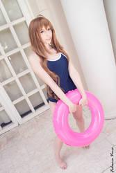 Taiga cosplay by TemyNyan