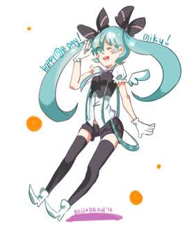 Happy Birthday Miku!!!