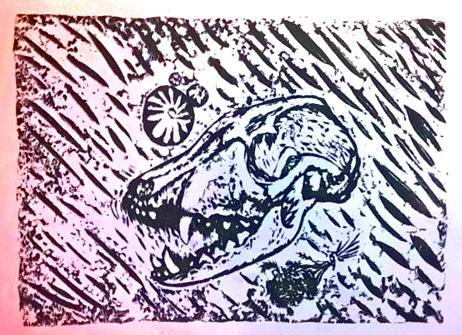 Skull by Wakpa