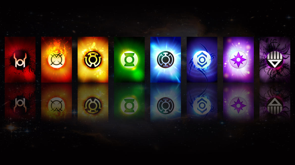 lantern corps wallpapergorzki on deviantart