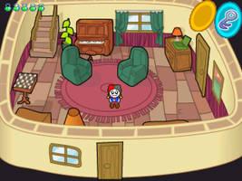 La sala del Gran Popepino