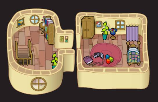 La habitacion de Pepe