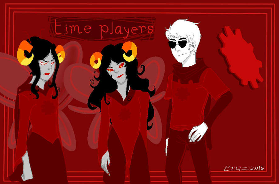 time players by StrawberryChocolate1