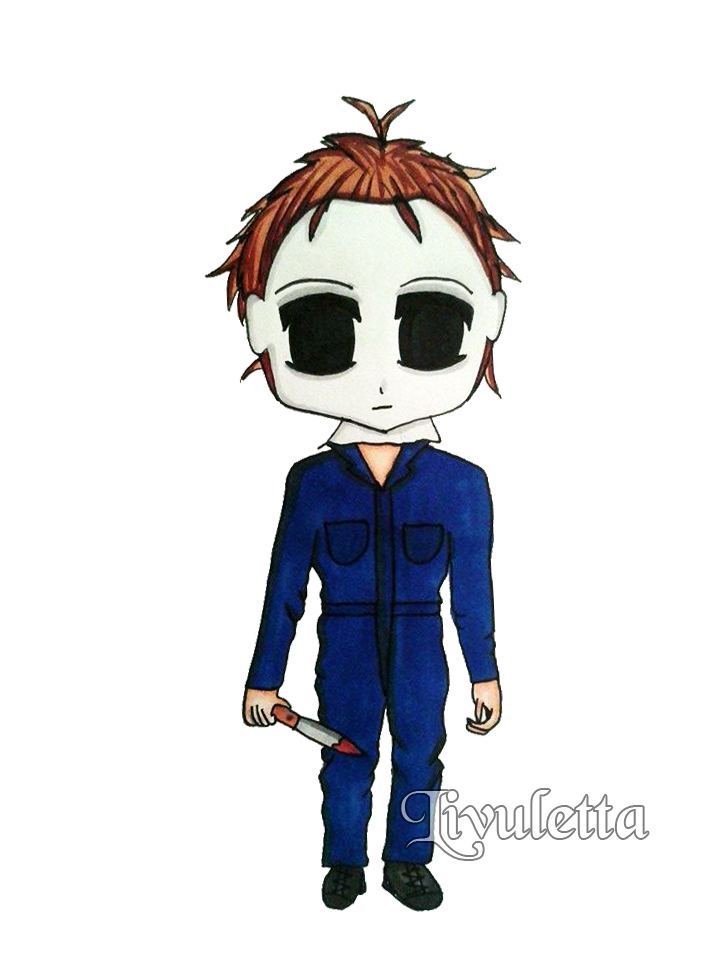 Michael Myers by Livuletta