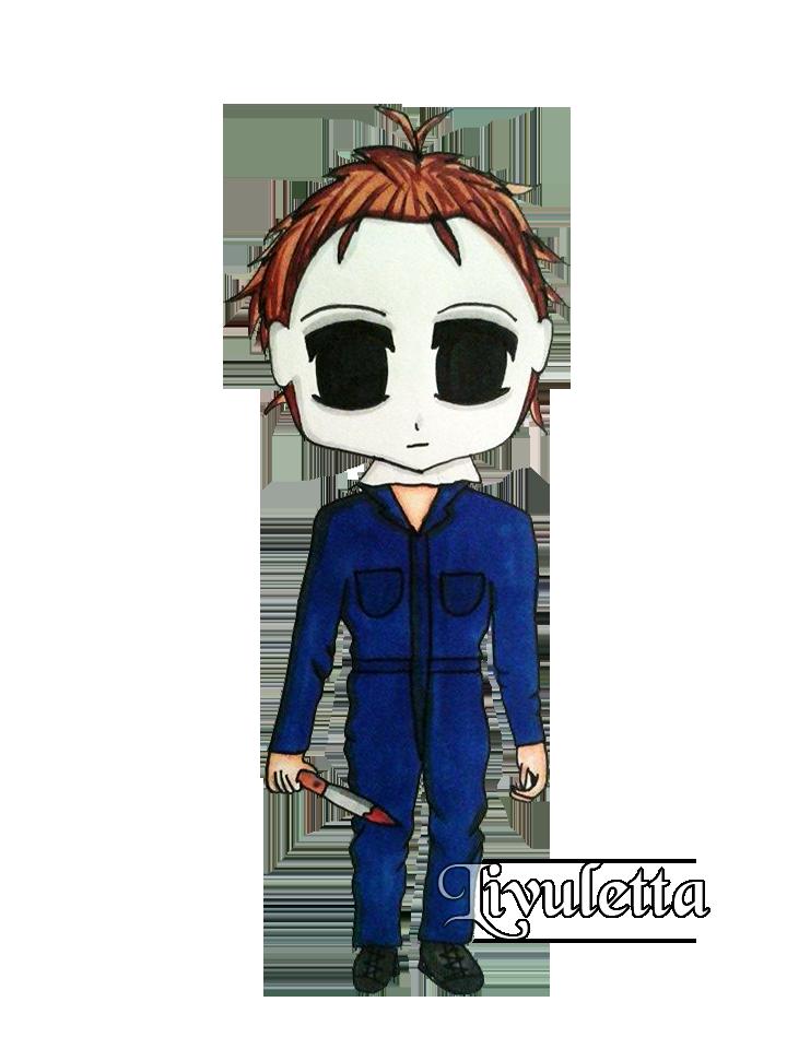 Michael Myers by Livuletta