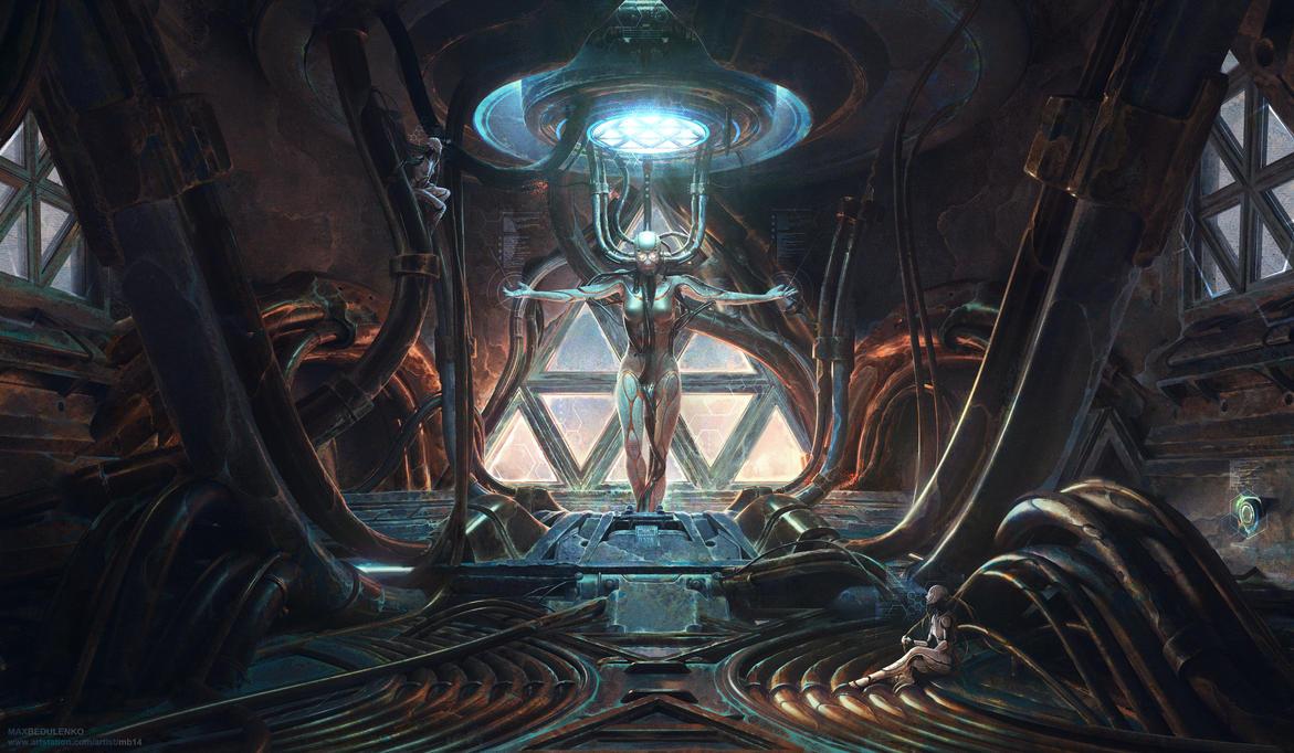 The Prophet by MaxBedulenko