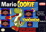 Mario Cookie: The Video Game by dAgreatMeowflash