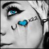 u LOVE x22 iCON by zauBeRwaLDbewohNeRRR