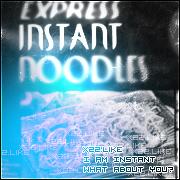 x22 Instant Noodles Teamlogox by zauBeRwaLDbewohNeRRR