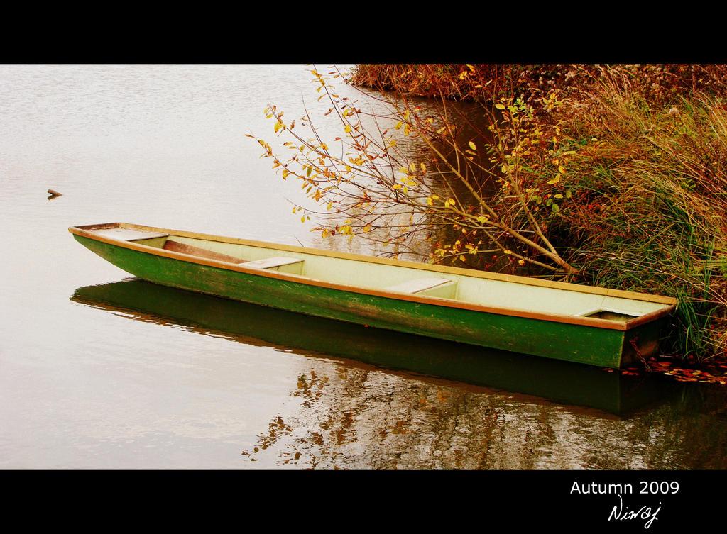 Boat by niwaj